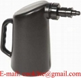 Auto Shut Off Battery Filler Water Jug 2 liter