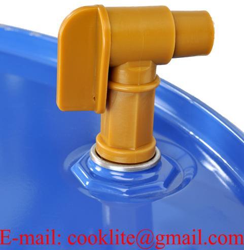 "3/4"" BSP Polyethylene Barrel/Drum Tap"