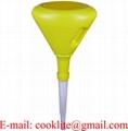 Воронка с гибким сливом и фильтром, объем 3 л, диаметр 230 мм
