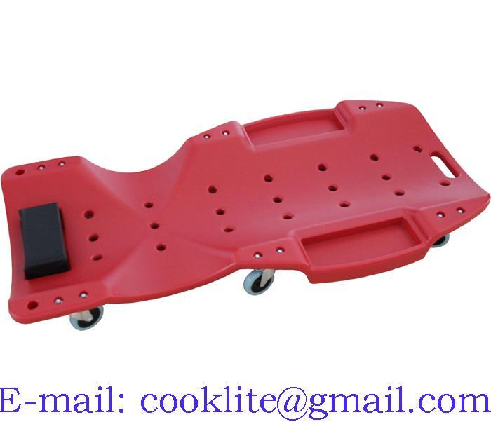 Лежак автослесаря улучшеный
