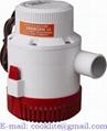 Bærbar Lænsepumpe / Elektrisk Dykpumpe / Kælderpumpe 3000GPH 12V/24V