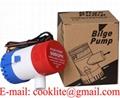 Marine elektriline pilsipump / Paadi pilsivee pump 12V/24V 500GPH