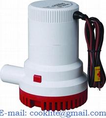Ponorné vodní čerpadlo / Bilge