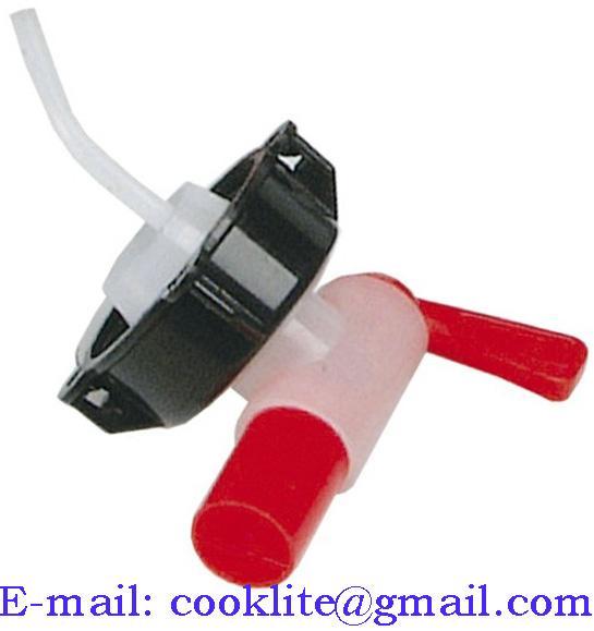 Vypúšťací ventil na kanister 54mm