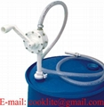 Ręczna rotacyjna pompa PP do AdBlue z wylewką