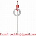 Pompa ręczna syfonowa do paliwa beczek