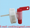 Jerrycan Plastic Cap Tap 51mm neck for 10 litre bottles