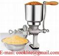 Moulin pour farine manuel / Moulin à céréales et graines en fonte