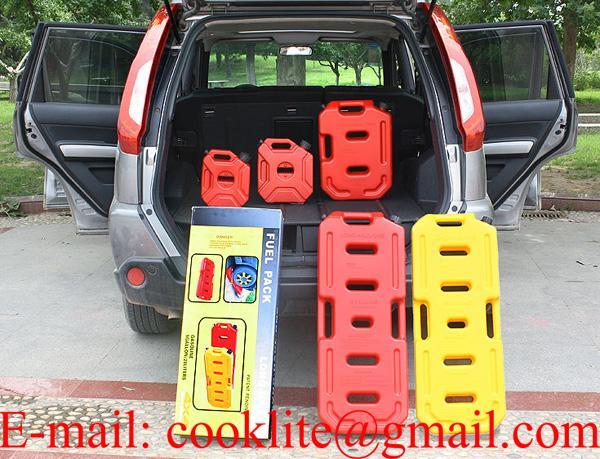 Пластиковая канистра экспедиционная 20л для бензина и др. топлива