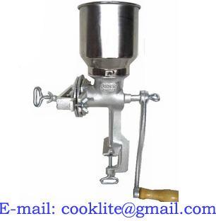 Triturador de cereais de milho de graos de malte manual