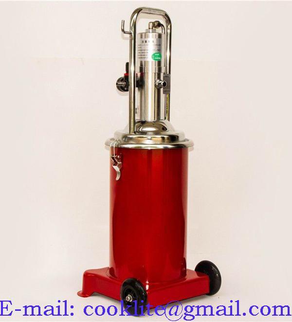 Pompa pneumatica gresare vaselina 15litri