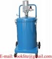 Pompa de gresare 30kg pneumatic / Pompa de lubrifiere mobile