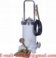 Wheeled manual grease lubricator pedal pump - 15L