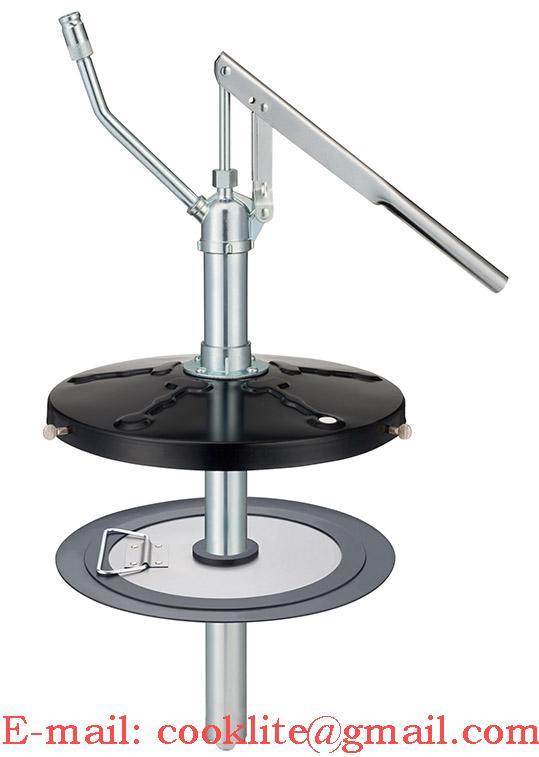 Lubrication Hand Operated Bucket Pump Gear Lube Dispenser