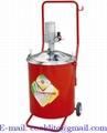 Propulsora Pneumática (Engraxadeira) para Graxa Carrinho de 30kg