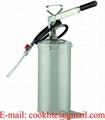 Bomba manual para graxa com compactador de graxa com mola 5Kg