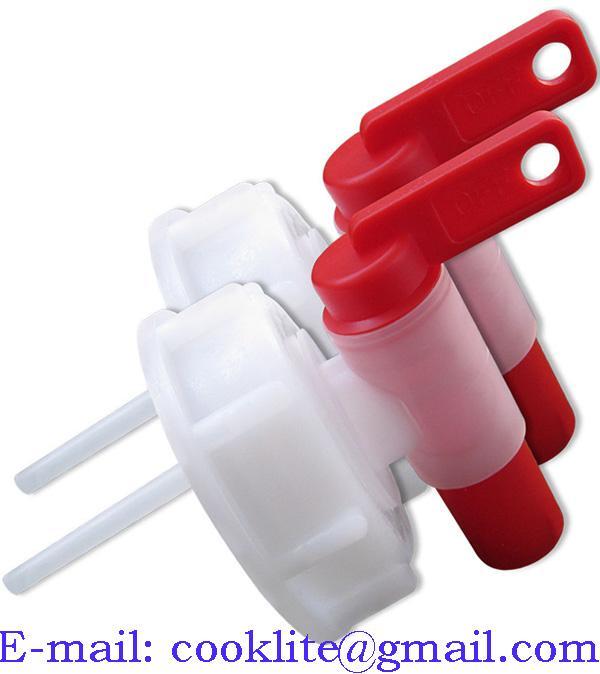 DIN 51 kifolyócsap 10 l és 20 l műanyag kannához