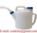 Caraffa benzina in polietilene 5 litri con beccuccio