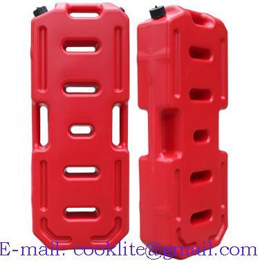 Garrafón Bidón Envase De Plástico Para Gasolina De 30 Litros