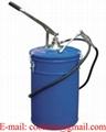 Engrasadora manual de pie / Inyector de grasa 10 kg