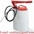 Engrasador bomba de engrase pato manual para lubricar 20kg