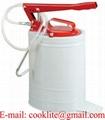 Dispensador de lubricante con depósito oval 20kg