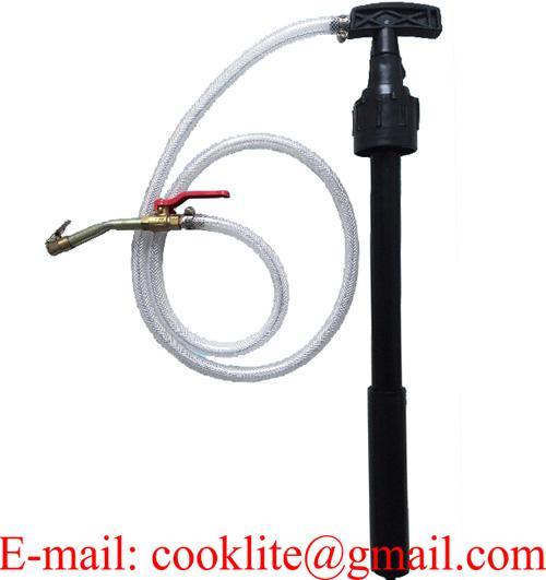 Bomba manual en polipropileno para sellador de neumático