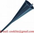 "18"" Long Neck Flute Funnel Gasoline Funnel Anti-Spill"