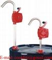 Pompa per travaso olio manuale