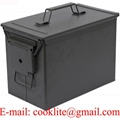 Large Ammo Can Olive Drab .50 Cal Military Steel PA108