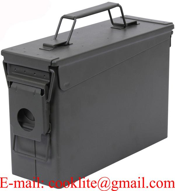 30 Cal M19A1 Mil Spec Empty Ammo Can