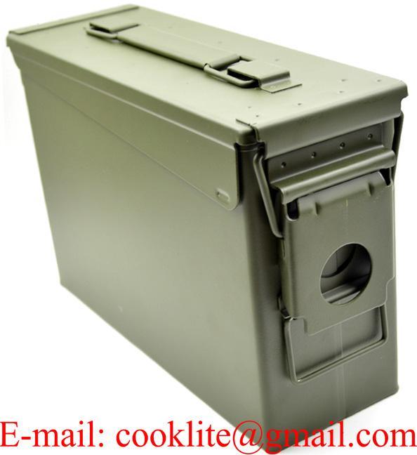 30 Cal M19A1 Mil Spec Empty Ammo Box