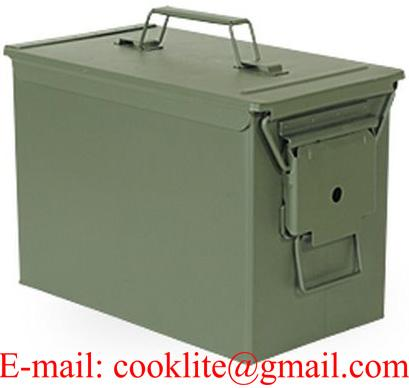 Fat 50 Cal PA108 Mil Spec Empty Ammo Can