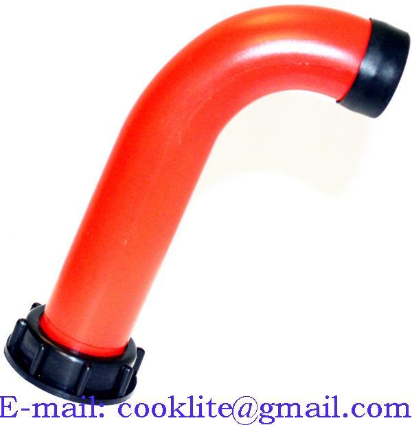 Extension IBC Water Tank Drain Spout Hose Nozzle Tap Cap