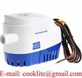 12/24 Volt 600GPH Automatic bilge pump