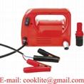 12/24 Volt Portable Fuel Oil Transfer Pump Motor Diesel Kerosene Biodiesel 120W30L/Min Dispenser