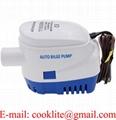 Pompa di Sentina Automatica ad Immersione - 12V/24V 1100GPH