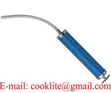 Oil Fluid Suction Vacuum Transfer Hand Syringe Gun Pump Extractor