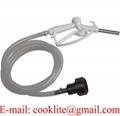 IBC Abfüllset mit Schlauch und Zapfventil für AdBlue und Reiniger S60x6 Gewinde