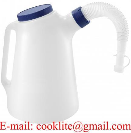 Wasserkanne - Ölkanne - Heizölkanne - Kanne aus Kunststoff  5 Liter