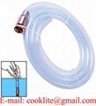Shake It Siphon Transfer Pump Jiggle Syphon Hose - for Gas, Oil, Automotive, Emergency, Fluid