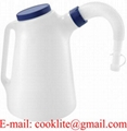 Flexispout Oil Measuring Jug 5L