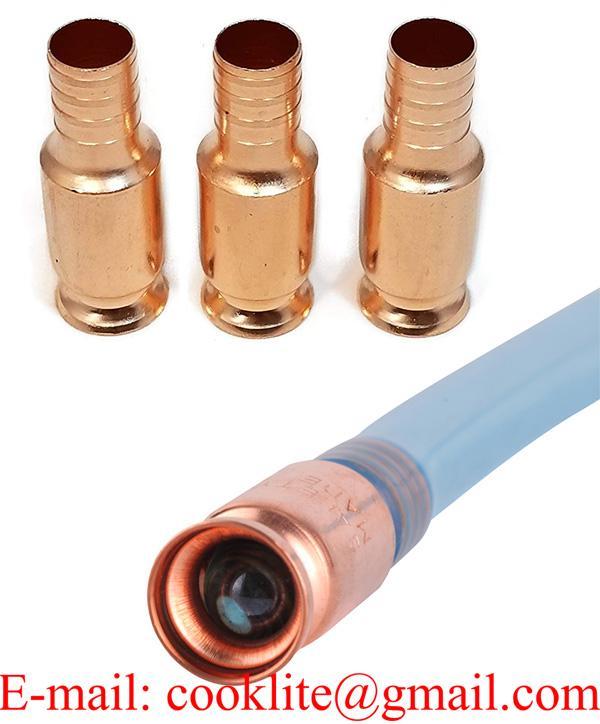"Jiggler Express Shaker Siphon Self-Priming 1/2"" Copper Pump Head"