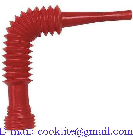 Red Plastic Multi Purpose Spout