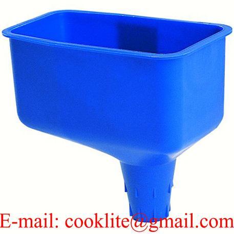 Blue Plastic Multi Purpose Funnel