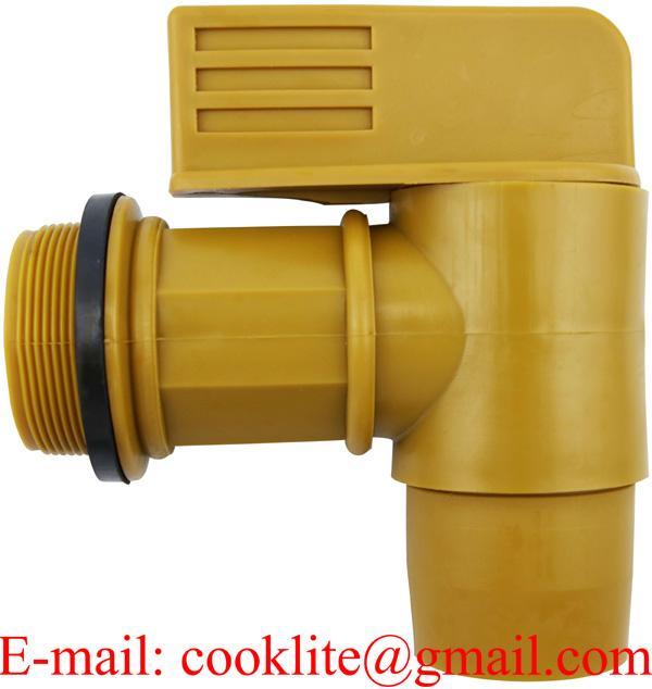 2 Inch High Flow Drum Faucet