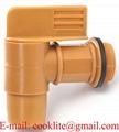 """2"""" Plastic Drum Faucet"""