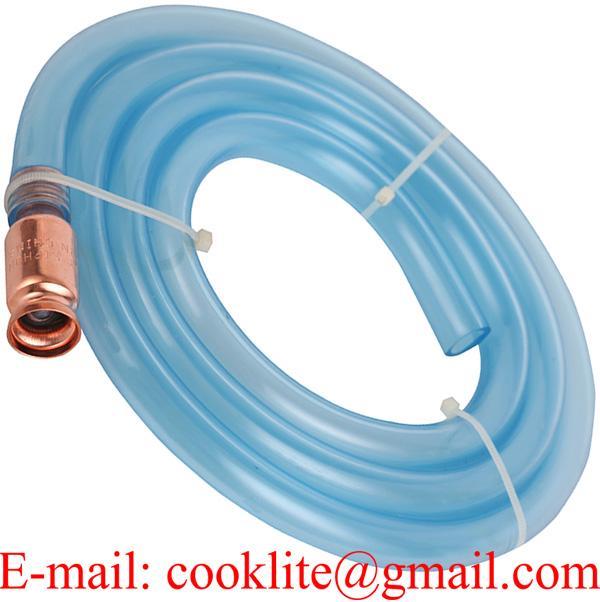 Håndsugepumpe/Hævert til benzin, diesel og vand