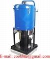 Нагнетатель консистентных смазок, бак объемом 15л, передвижной, электрический привод