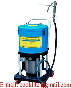 Electric Grease Pump 15L Oil Lubrication Dispenser 15 Liter 220V
